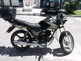Vendo moto exelente oferta