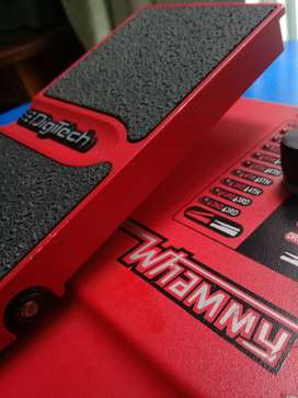 Whammy de Digitech""