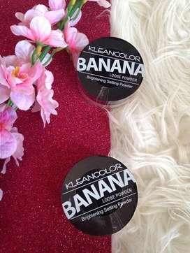Polvo suelto kleancolor Banana