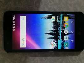 Se vende teléfono LG liberado k4 modelo 2017