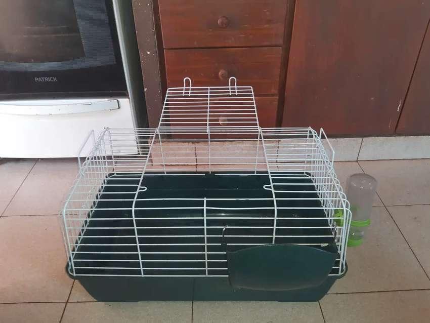 Jaula para Hamster/cobayo 0