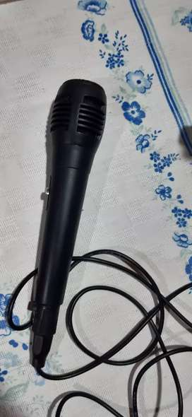 Vendo Microfono