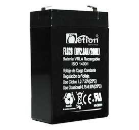 Bateria AGM 6V 2,8Ah recargable 2.8Ah