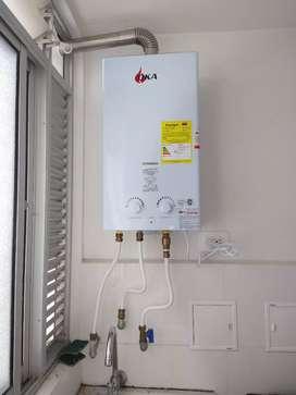 Instalación, reparación y mantenimiento de gasodomesticos