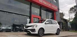 Toyota Etios XLS A/T ENTREGA INMEDIATA