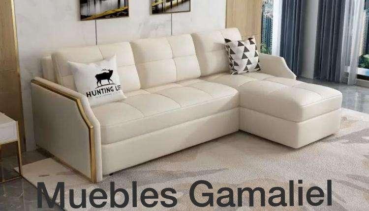Sofa camas y salas modulares. 0