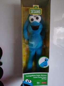 Comegalletas Y Elmo Abrazables