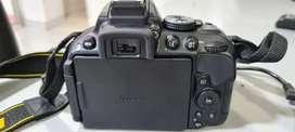 Camara semi profesional Nikon D5300