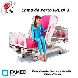 Cama de Parto FAMED FREYA 3