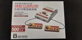 Consola Family Computer Clasic 500 Juegod