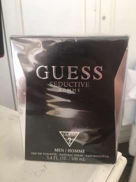 Perfume Guess Seductive 100ml pars hombre original y sellado traido de Eeuu