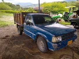 Camioneta Mazda b2000