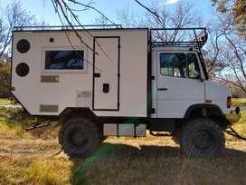 Motorhome 4x4 Unimog 416