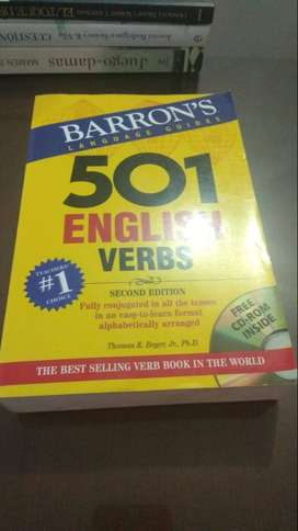 501 Verbs in English Verbos en Ingles