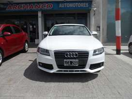 Audi A4 FSI Attraction Multitronic 1.8T año 2012 - Archanco Automotores