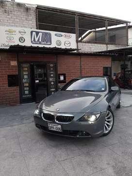 Se vende BMW 650i
