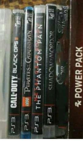 Black Ops 4, Lego Piratas Del Caribe,etc
