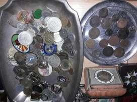 Monedas por unidad