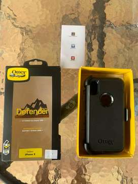 Cover OtterBox Defender para Iphone X/XS