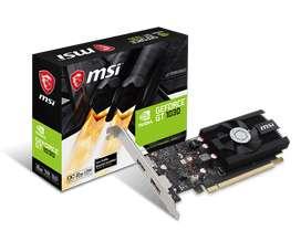 Placa de video MSI Nvidia Geforce GT1030