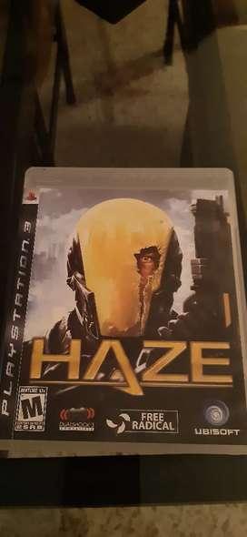 Ps3 vendo juegos haze