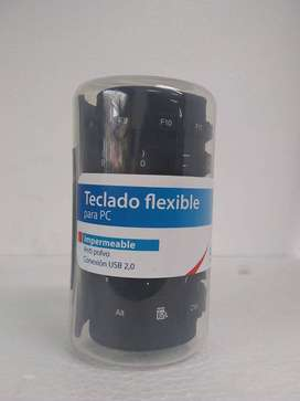 Teclado Flexible para PC