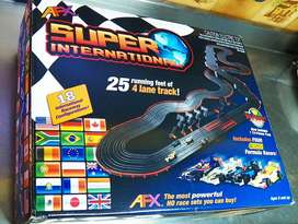 Pista AFX SUPER INTERNACIONAL