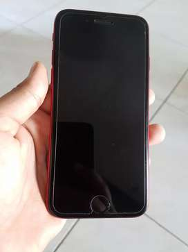 Iphone 8 red negociable
