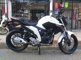 Yamaha fz 250 al día 2019
