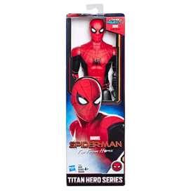 Spider-Man far frum home titan Heros series