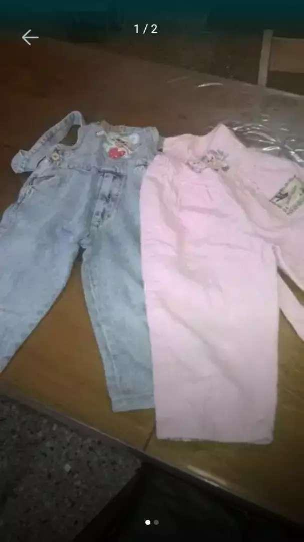 Pantalones .enteritos de chicos 0