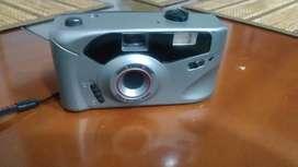 Camara Fotografica Focus Free 35 Mm Con Flash Para Coleccion