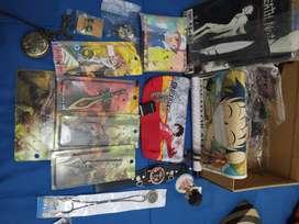 pack de llaveros animes y demás , dota 2, wow, Pokémon, death note, one piece , etc