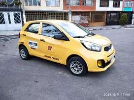 Taxi Kia picanto 1.200