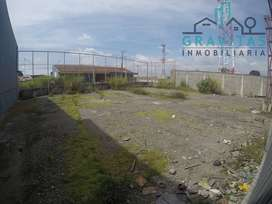 SE ALQUILA Lote/Calle Blancos  ID-180