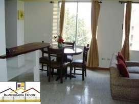 Renta  de Apartamentos Amoblados en Laureles Cód. 6154