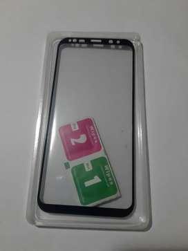 Vidrio Templado Samsung S8 Plus Curvo 5d