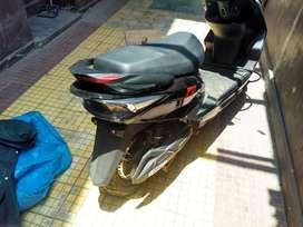 Moto electrica 81km x hora
