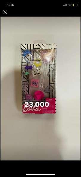 Barbie set de cumpleaños