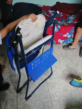 Gran promoción coche para bebé y silla comedor para bebé