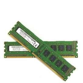 MEMORIA RAM 4G DDR3 - 1600MHZ