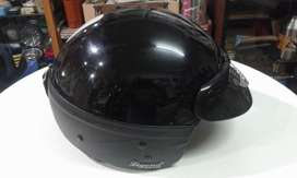 CASCO MOTO ABIERTO LEGEND CLUB ÚNICO LARGE IMPECABLE