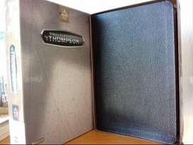 VENDO BIBLIA THOMPSON PIEL NEGRA RVR60