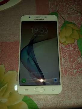 A la venta Samsung J7 prime