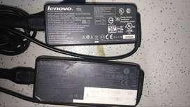 Cargadores Lenovo original, nuevo y usado