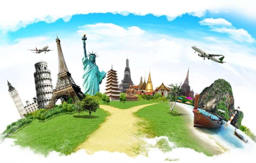 Agencia de Viajes - En busca de Sociedad 0