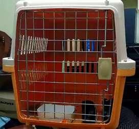 L60 Ruedas Comeder Transportador Kennel
