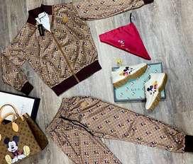 Conjuntos femeninos disney gucci 1305 envio gratis