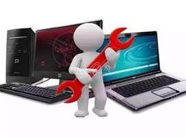 Busco empleo Ciber mantenimienro pc etc