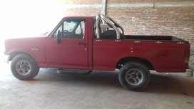 Vendo camioneta Ford F100 KL
